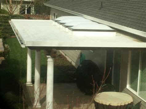 patio cover patio cover with skylights