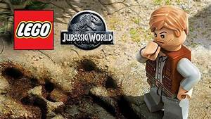LEGO Jurassic World: The Video Game - New Artwork - YouTube