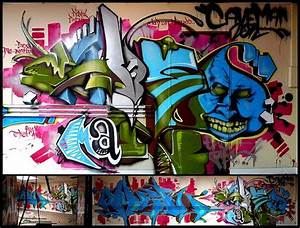 Graffiti Art In a Beautiful Life | Myblog's Blog