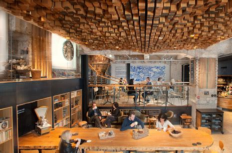 Starbucks Concept Store In Amsterdam by Starbucks Concept Store In Amsterdam Sohomme