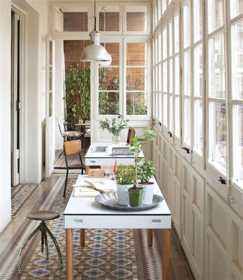 sunroom office home office sunroom craft rooms home offices pinterest