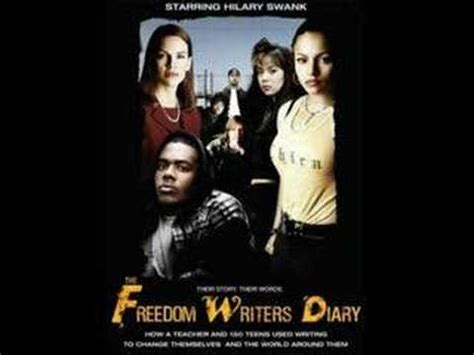 A Dream  Common (freedom Writers Soundtrack) Youtube