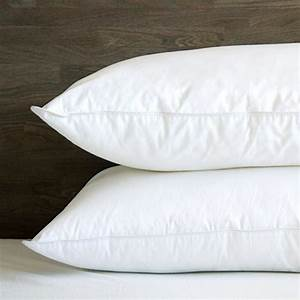 summit down feather pillow by cd bedding of ca With are feather pillows good