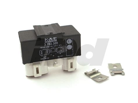 volvo air conditioning cooling fan relay