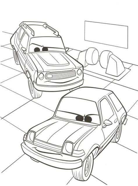 gambar mewarnai mobil untuk anak tk sd dan paud