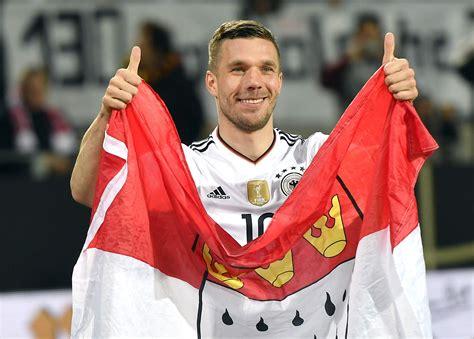 Former arsenal and germany star lukas podolski opens kebab shop. Germany beats England 1-0 at skipper Lukas Podolski's ...