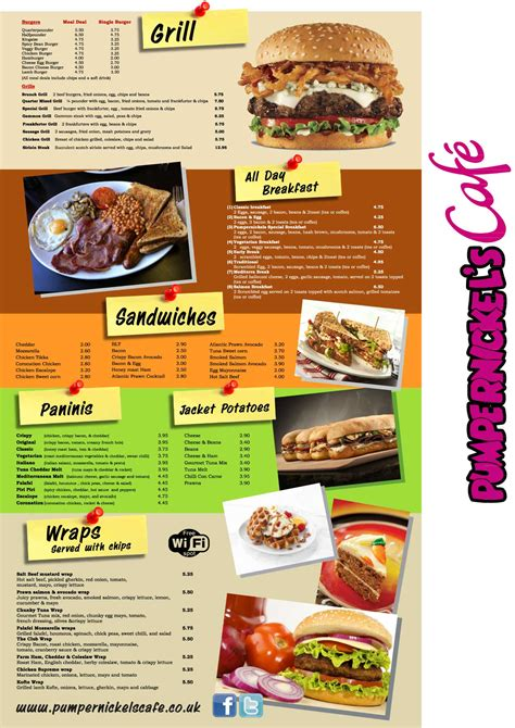 poster cuisine custom design printed leaflets guaranteed high quality