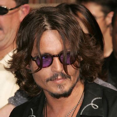 johnny depp hair styles top tips for growing s hair out the idle 1850