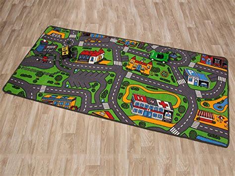 tapis jouet voiture bouliers