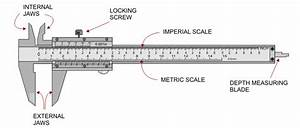 How To Use Vernier And Digital Calipers