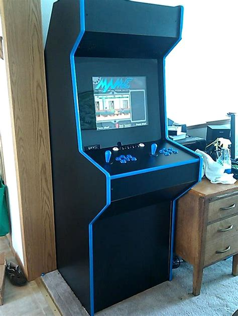 custom arcade cabinet kits view topic cool with raspberry pi