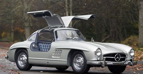 Mercedes Gullwing by 1955 Mercedes 300sl Gullwing Sells For Record 4 62