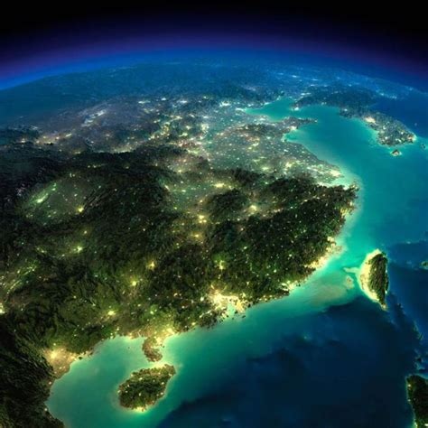 23 Stunning 3D Photographs Reveal Night Beauty Of Earth ...