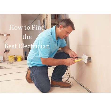 How To Find The Best Electrician  Solvit Home Services (ct
