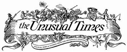 Unusual Times Gin Hendrick Stories Culture Cocktails