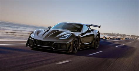First 2019 Chevy Corvette Zr1 Will Be Auctioned At Barrett