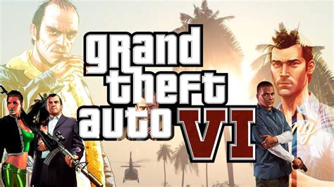 Grand Theft Auto 6 (gta 6) Every Rumor And Leak In One Place