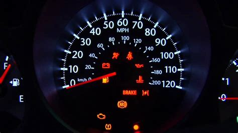 Common The Light by 15 Common Warning Lights On Your Car Dashboard And What