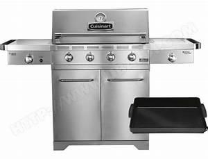 Barbecue A Gaz Pas Cher : cuisinart bq900e plancha pbq03e pas cher barbecue gaz ~ Dailycaller-alerts.com Idées de Décoration