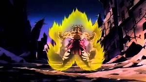 DBZ Amv Dragon Ball Z Goku Vs Broly [ Broly Legendary ...