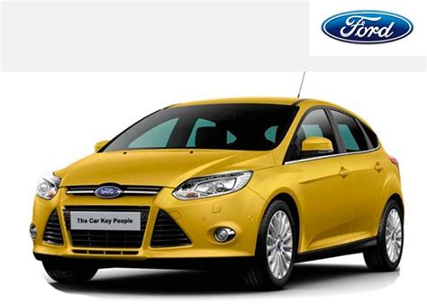 Lost Ford Car Key Replacement Service