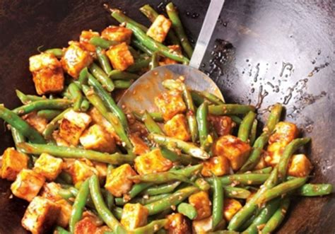 Shrimp and cabbage stir fry diabetic foo 12. Diabetic Connect   Vegetarian stir fry recipes, Vegetarian recipes, Tofu green beans