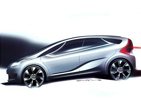 Hyundai Hed 5 Concept Preview Car Body Design