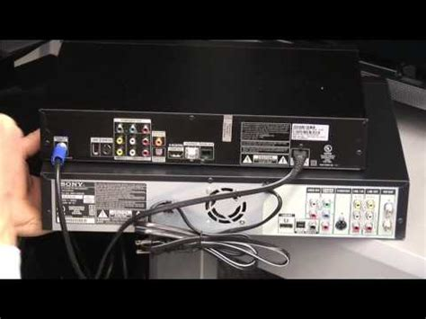 Direct Installation How Hook Vcr Directv