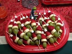 grinch appetizer easy fun christmas pinterest