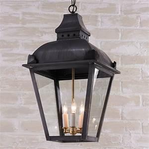 Colonial, Era, Outdoor, Hanging, Lantern