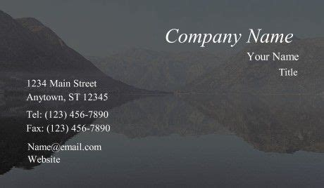vacation business cards vacations  images