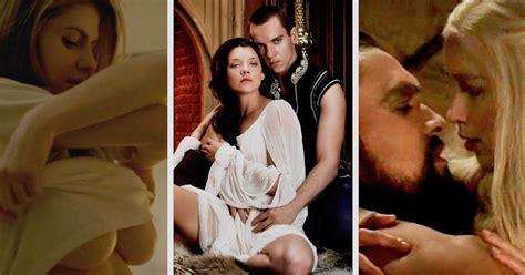 10 Most Graphic Tv Sex Scenes Of All Time Maxim