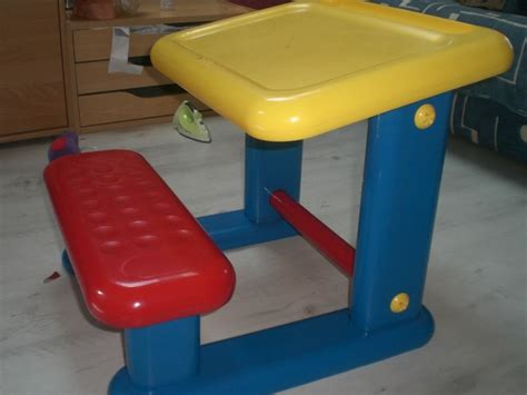bureau plastique enfant n 176 097 bureau pour enfant