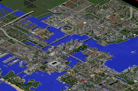 Minecraft Karte Bauen