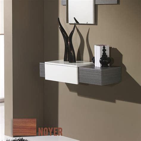 meuble d entree avec miroir meuble d entr 233 e moderne 2 couleurs au choix