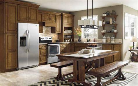 modern american kitchen design amerikan mutfak birbirinden şık 10 a 231 ık mutfak modeli 7573