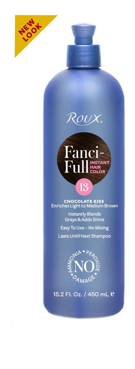 roux hair color fanci rinse rouxbeauty
