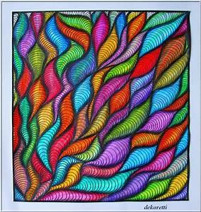 Schöne Muster Zum Selber Malen : dekoretti s welt einfach mal wieder zeichnen und malen ~ Orissabook.com Haus und Dekorationen