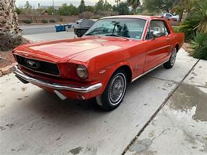 1965 Ford Mustang 289 original motor - Classic Ford Mustang 1965 for sale