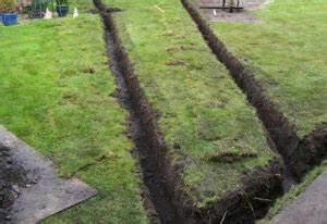 Comment Faire Un Drainage : comment drainer un terrain humide le roi de la bricole ~ Farleysfitness.com Idées de Décoration