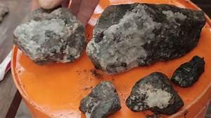 What U0026 39 S Inside  Acid Bath  U0026 Smashing Rocks For Crystals