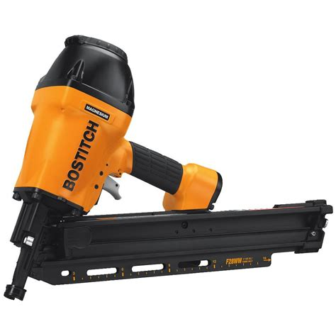 Bostitch 28° Wire Weld Framing Nailer From Buymbscom