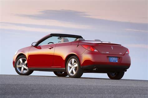 2009 Pontiac G6 Overview