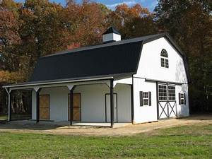 how much does it cost to build a barn with living quarters With cost to build a small barn