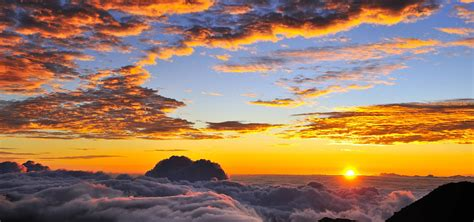 haleakala sunrise sunset times