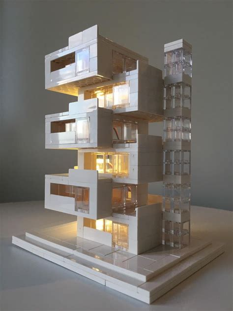 17 best images about lego architecture creations on