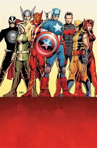Uncanny X-Men: All-New Marvel Now: Uncanny Avengers (2012 ...
