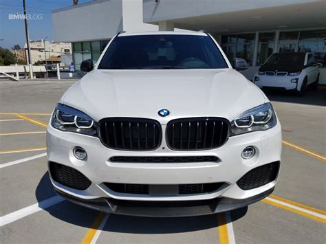 Bmw X5 Xdrive35d Upgraded With M Performance Parts