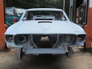 1969 Ford Mustang Rolling Chassis