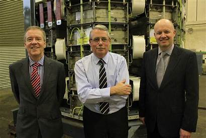 Investor Backs Start Eriez Wales South Martin